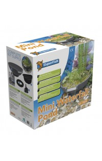 Super Fish Mini waterfall pond