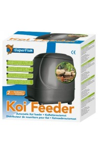 Koi feeder