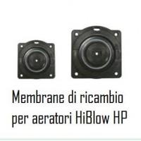 Membrane ricambio HP-100 HP-120