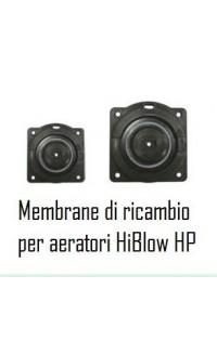 Membrane ricambio HP-40