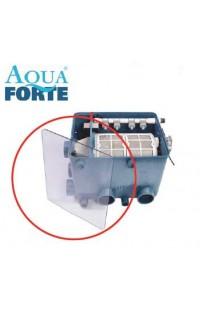 Coperchio trasparente Aquaforte Drumfilter