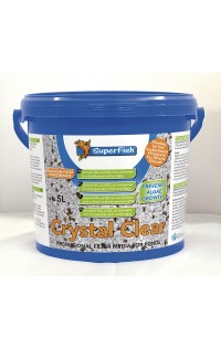 Superfish Crystal Clear Zeolite 5lt