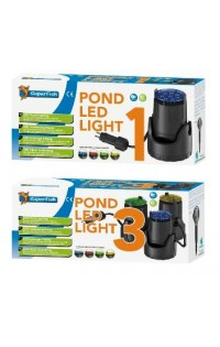 Pond LED light 3x