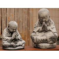 Buddha preghiera 28cm