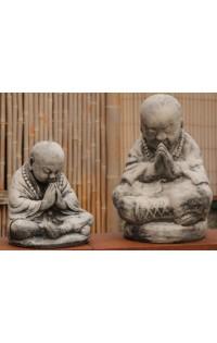 Buddha preghiera 19cm