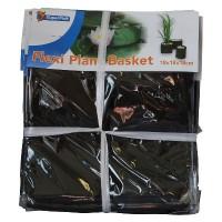 Vaso flessibile per piante 18x18x18cm