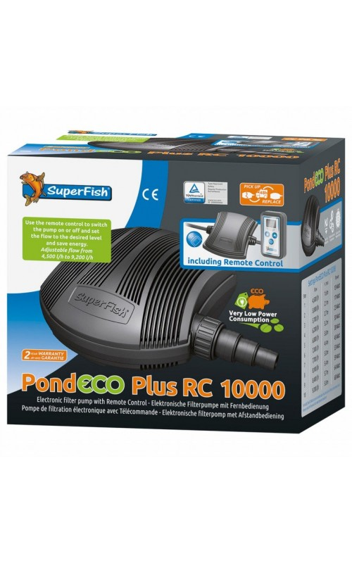Pond Eco Plus RC 15000