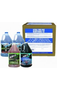 Kit mantenimento 16lt BIO PISCINE