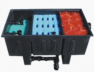 Aquaforte s 23000 for Filtro esterno laghetto fai da te