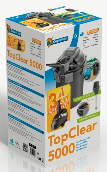 SF TopClear 15000 KIT