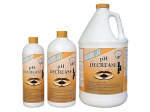 Ph decreaser 1ltr